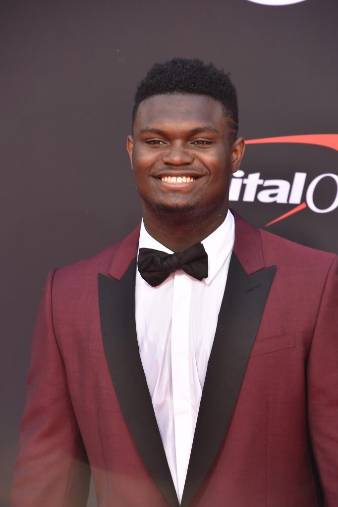 Pelicans' Zion Williamson to replace 76ers' Joel Embiid as starter for Team Durant in 2021 NBA All-Star Game